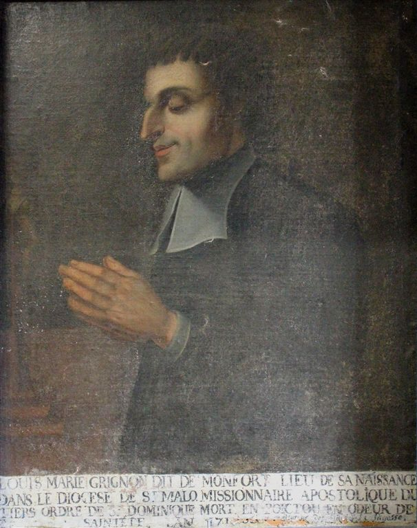 Saint Louis de Montfort